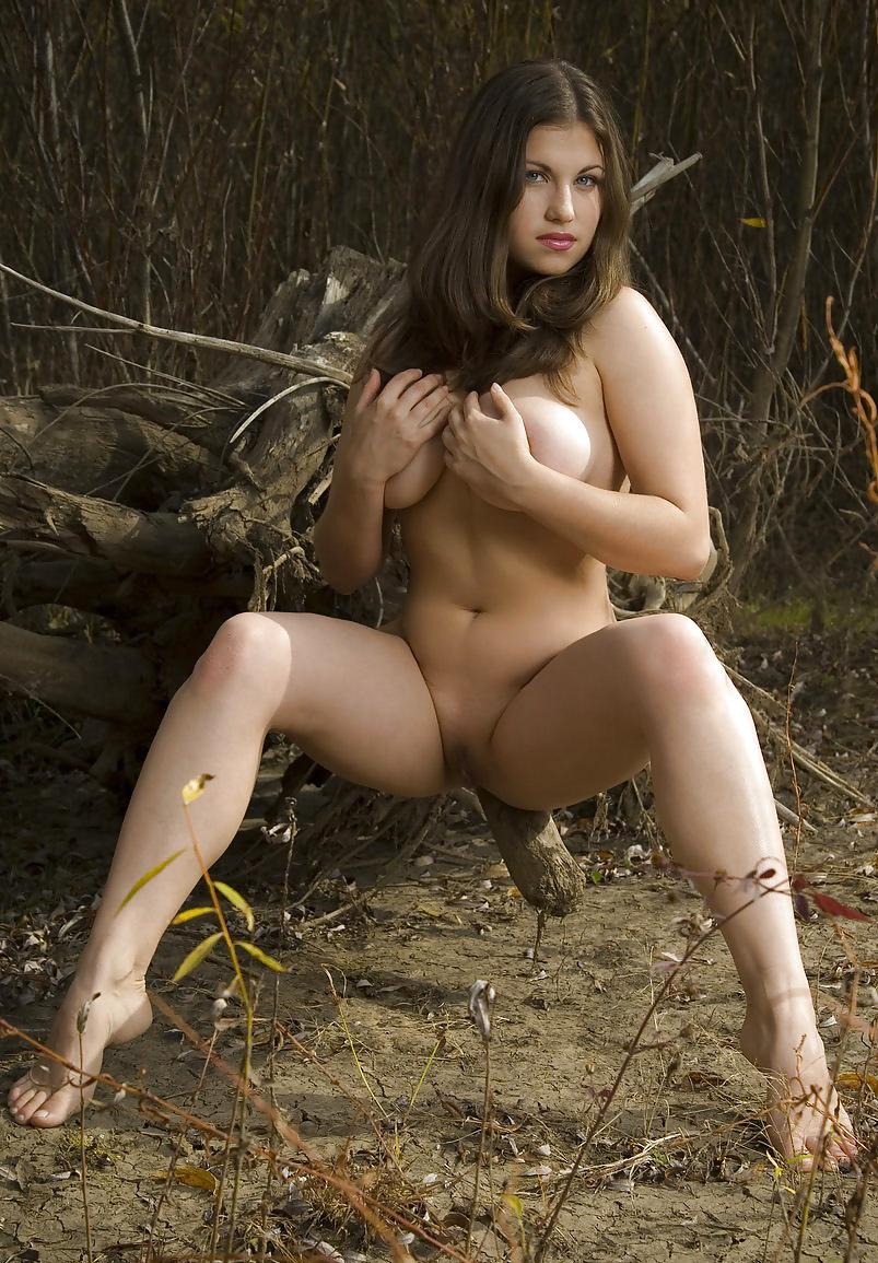 порно фото пышногрудых в лесу пользователи, обратите