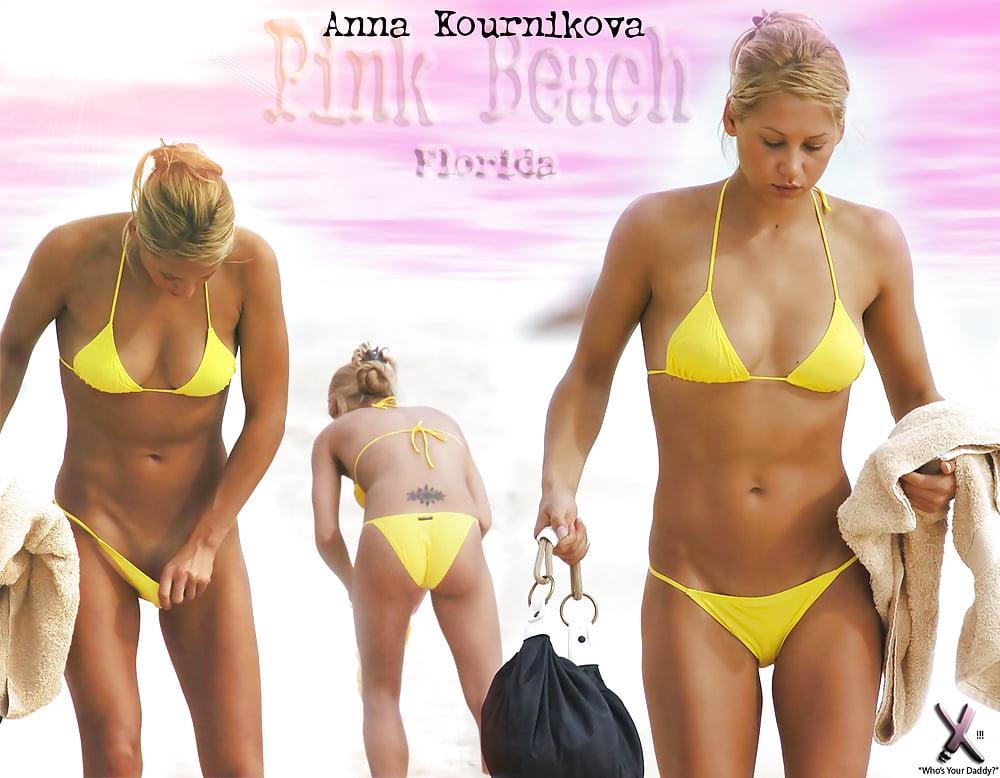Анна курникова в купальнике — img 8