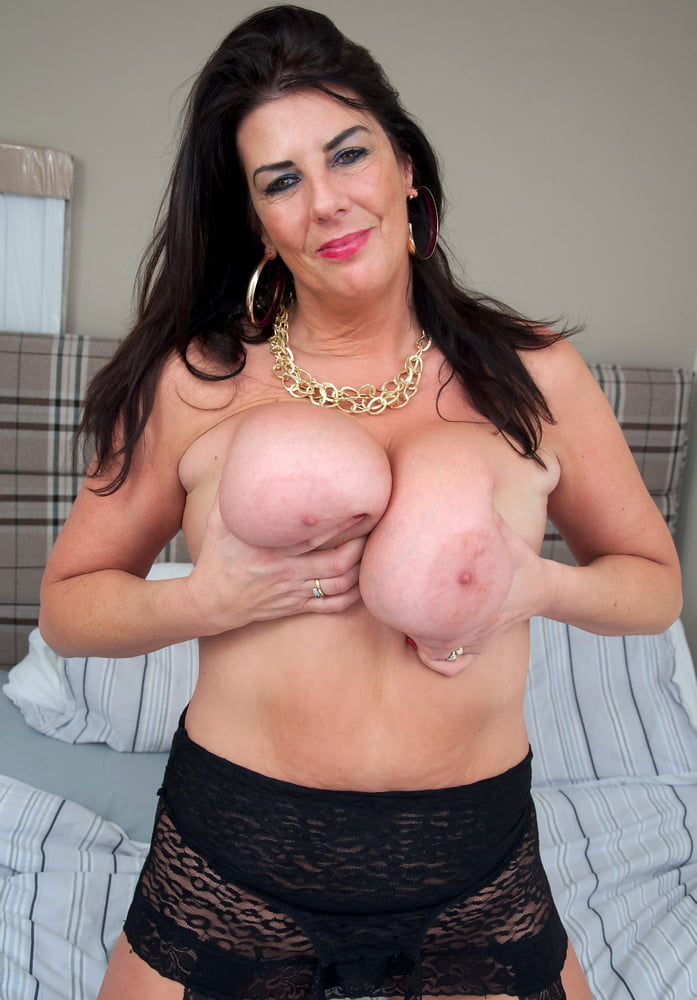 Blacked Brunette Big Tits