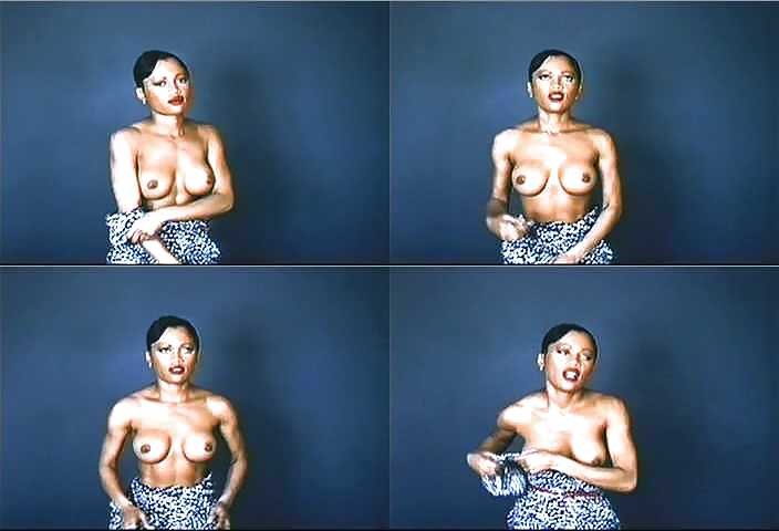 Theresa randle nude pictures