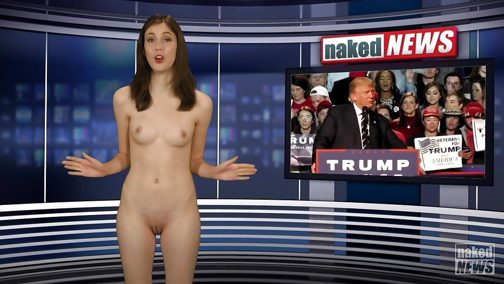 Nude pics of news reporter — pic 14