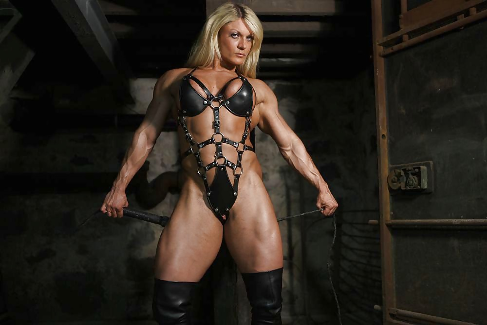 Female muscle bdsm
