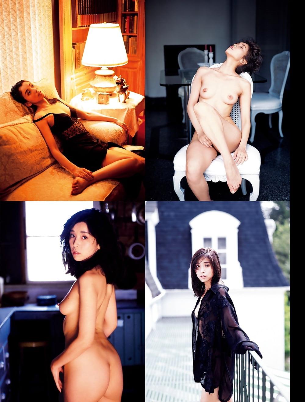 Naomi Kawashima  nackt