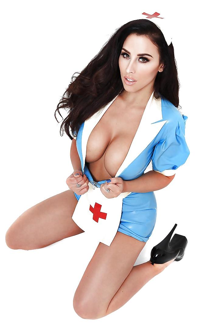 Hot sexy nurse babes pics — pic 5