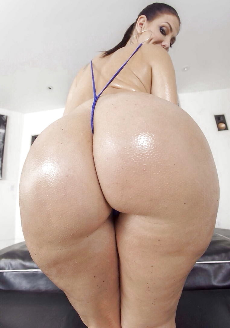 Huge ass butt 6