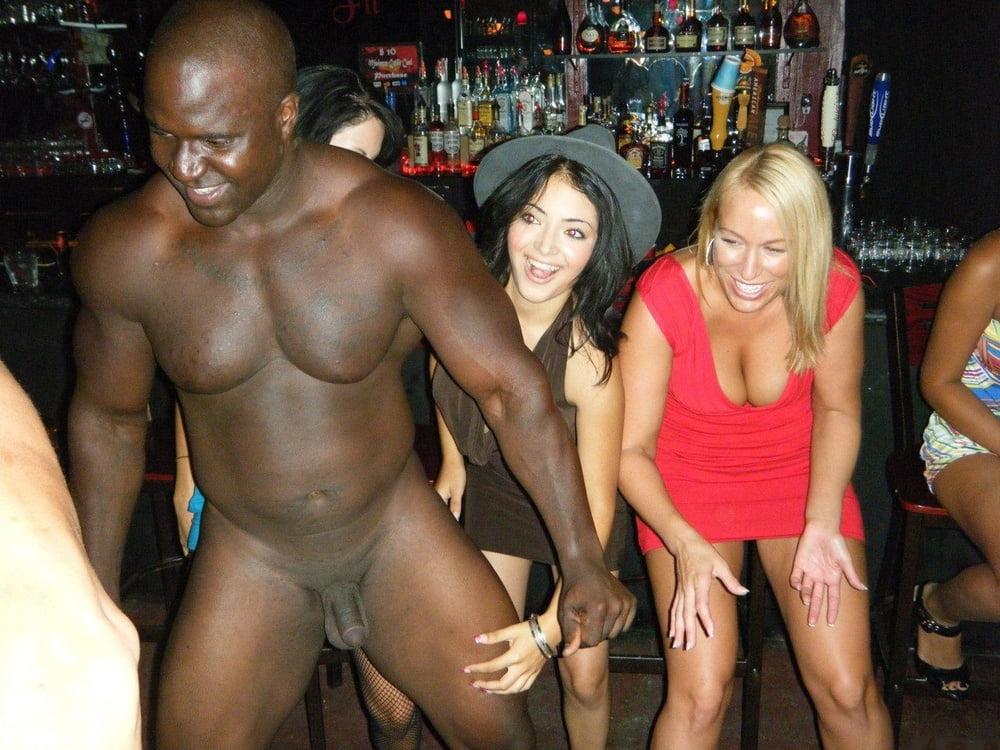 Black hung strippers porn dvds 4