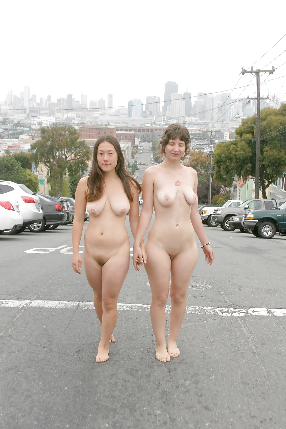 Naked ladies in public places-4992