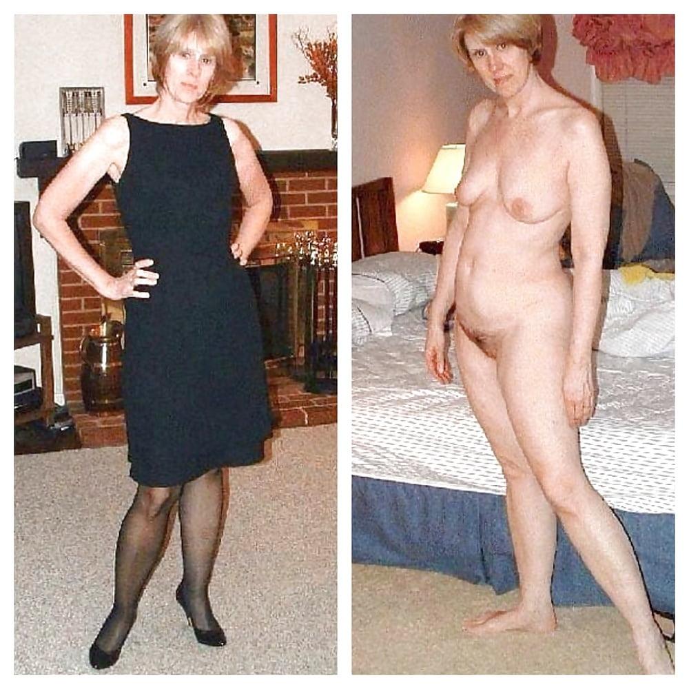 Older women caught naked-6309