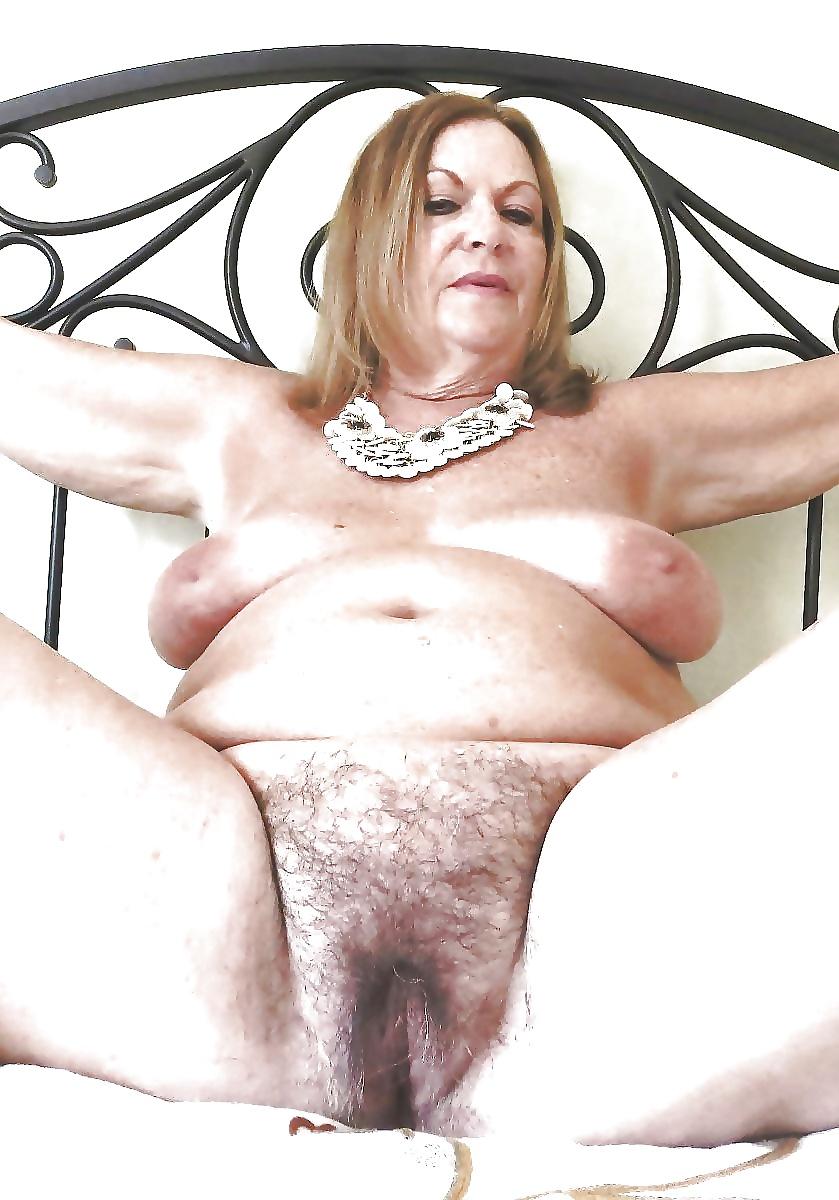 Hairy granny pussy porn pics