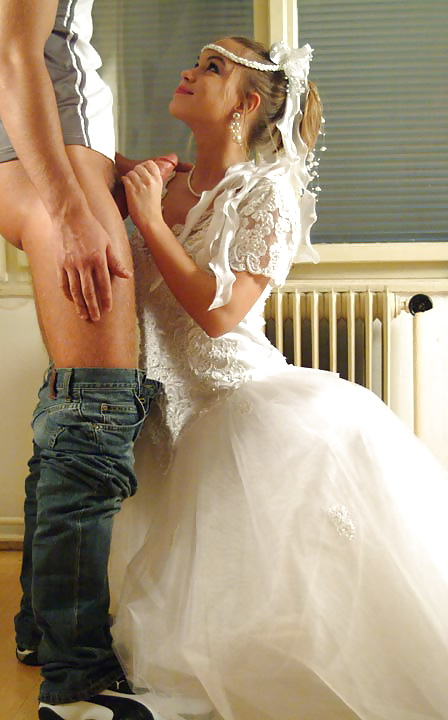 фотогалерея сперма на невесте - 1