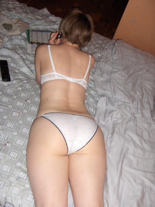 Fucking Her While The Phone