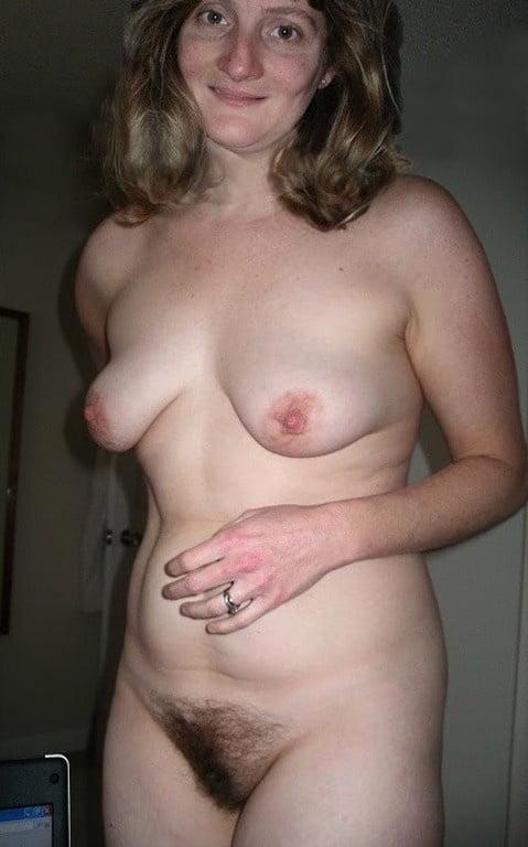 Beautiful hairy women-9135