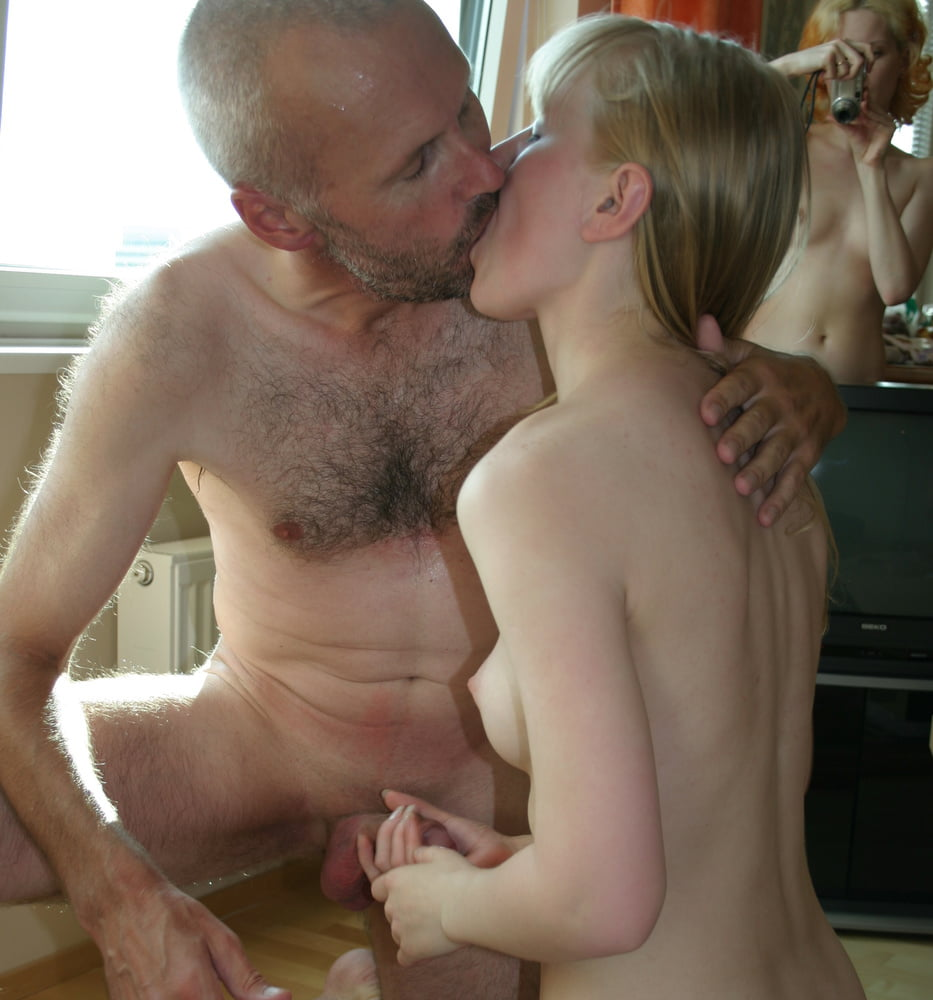 Kiss My Daughter's Pussy