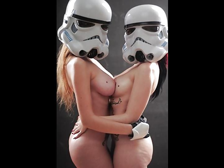 Star Wars Fan Girl Bailey Knox Loves Kylo Ren