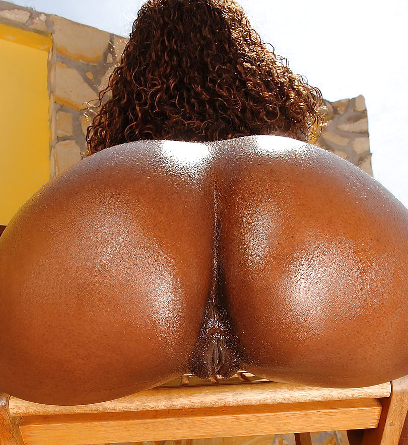 Big booty black ass pussy