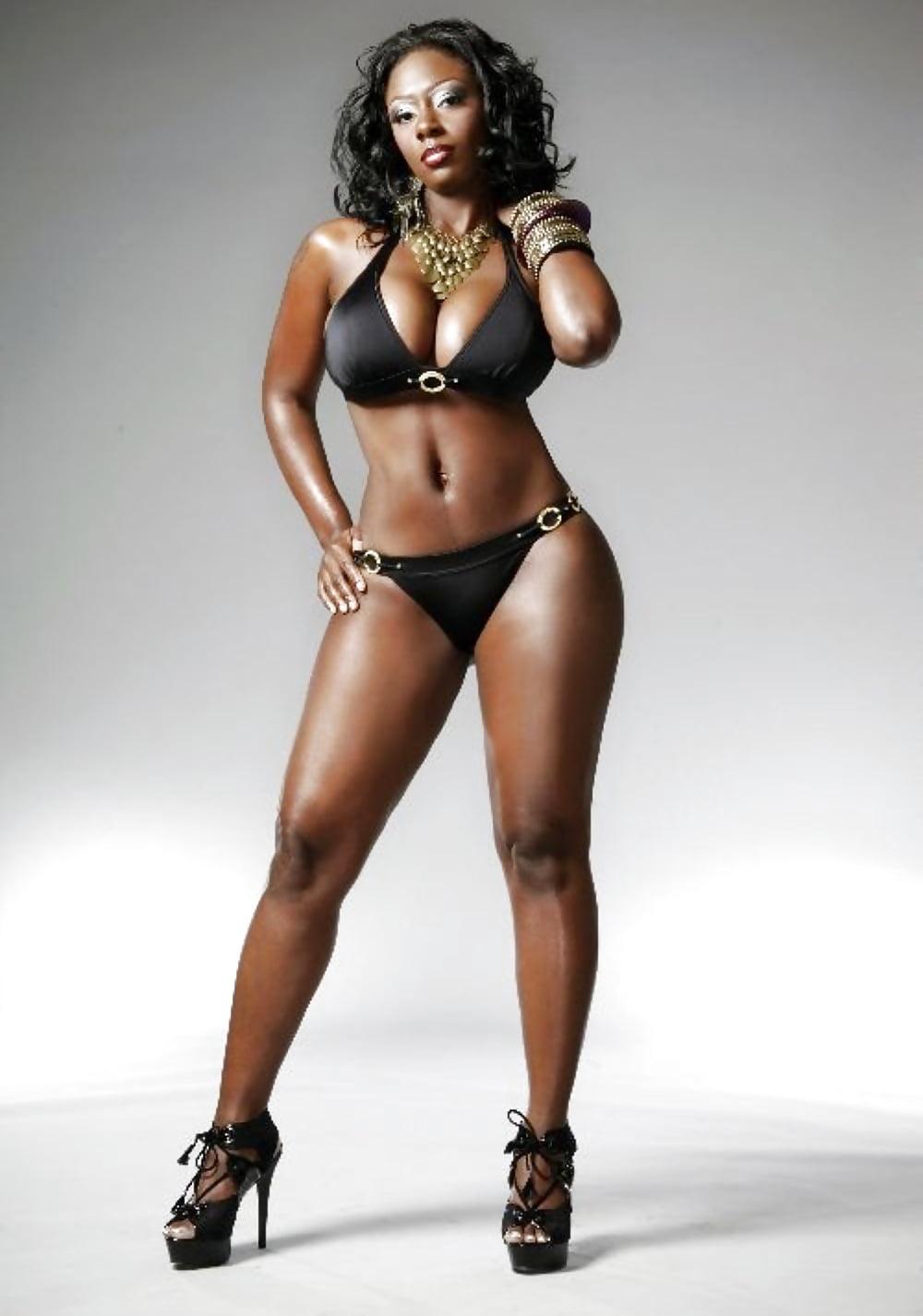Curvy xxx black women — 11