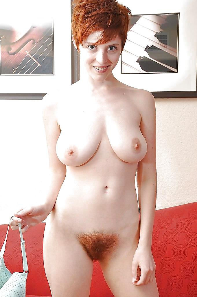 Nude hairy pussey-2787