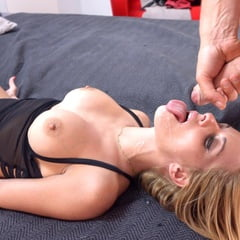 GERMAN SCOUT TINY GIRL AGATHA TRICKED TO FUCK AT MODEL JOB