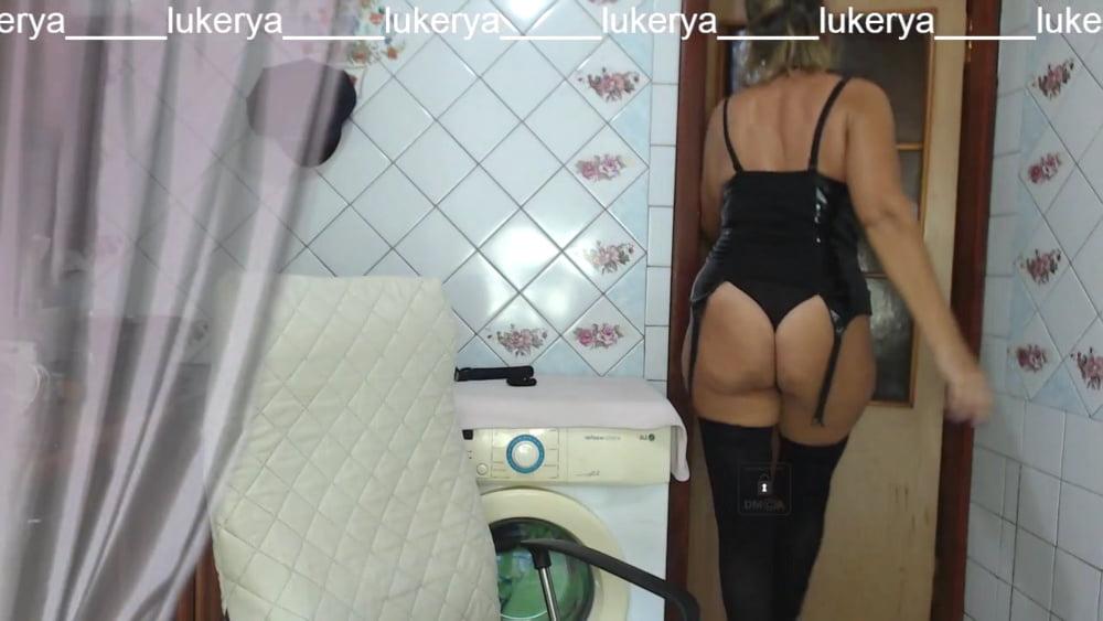 Lukerya policewoman