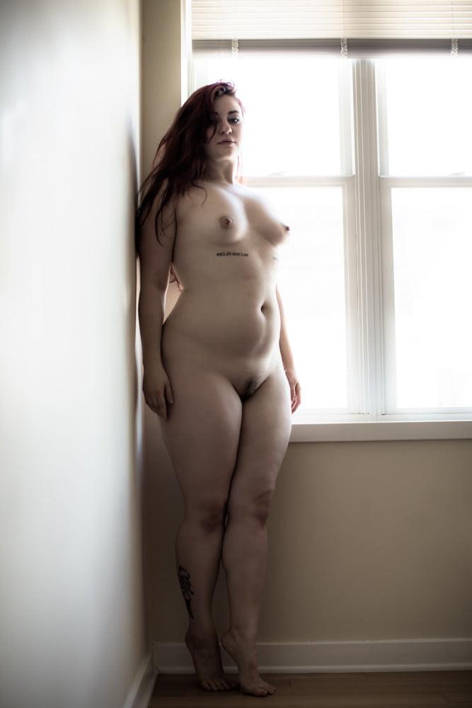 zaftig-nude