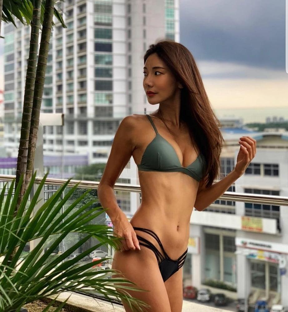 Hot sexy korean model-2307