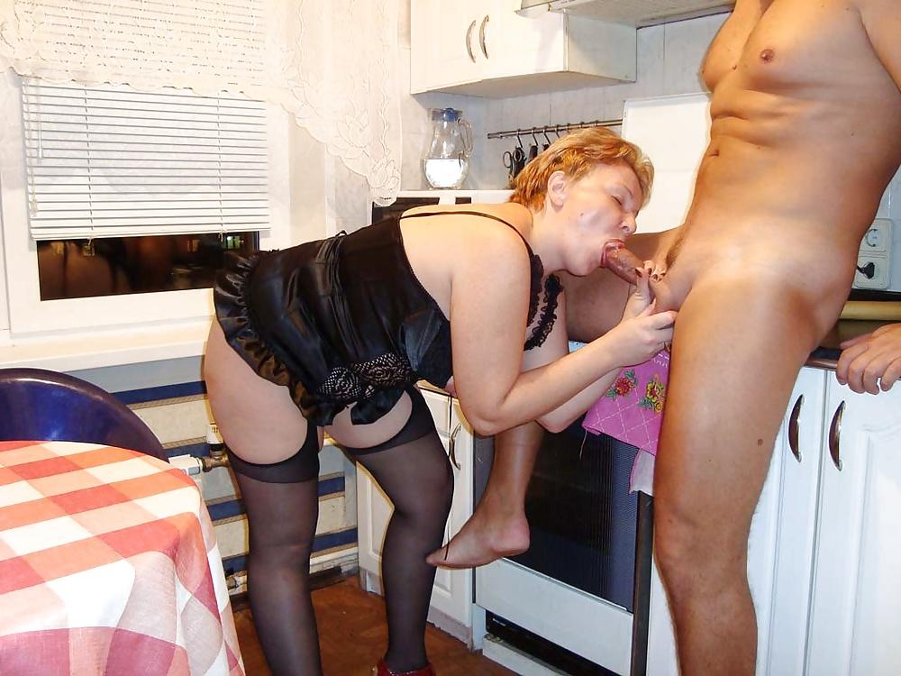 Транса секс секс зрелых дам на кухне мужа подруге