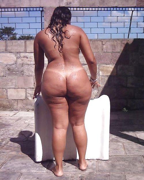 Brazilian Big Booty Women