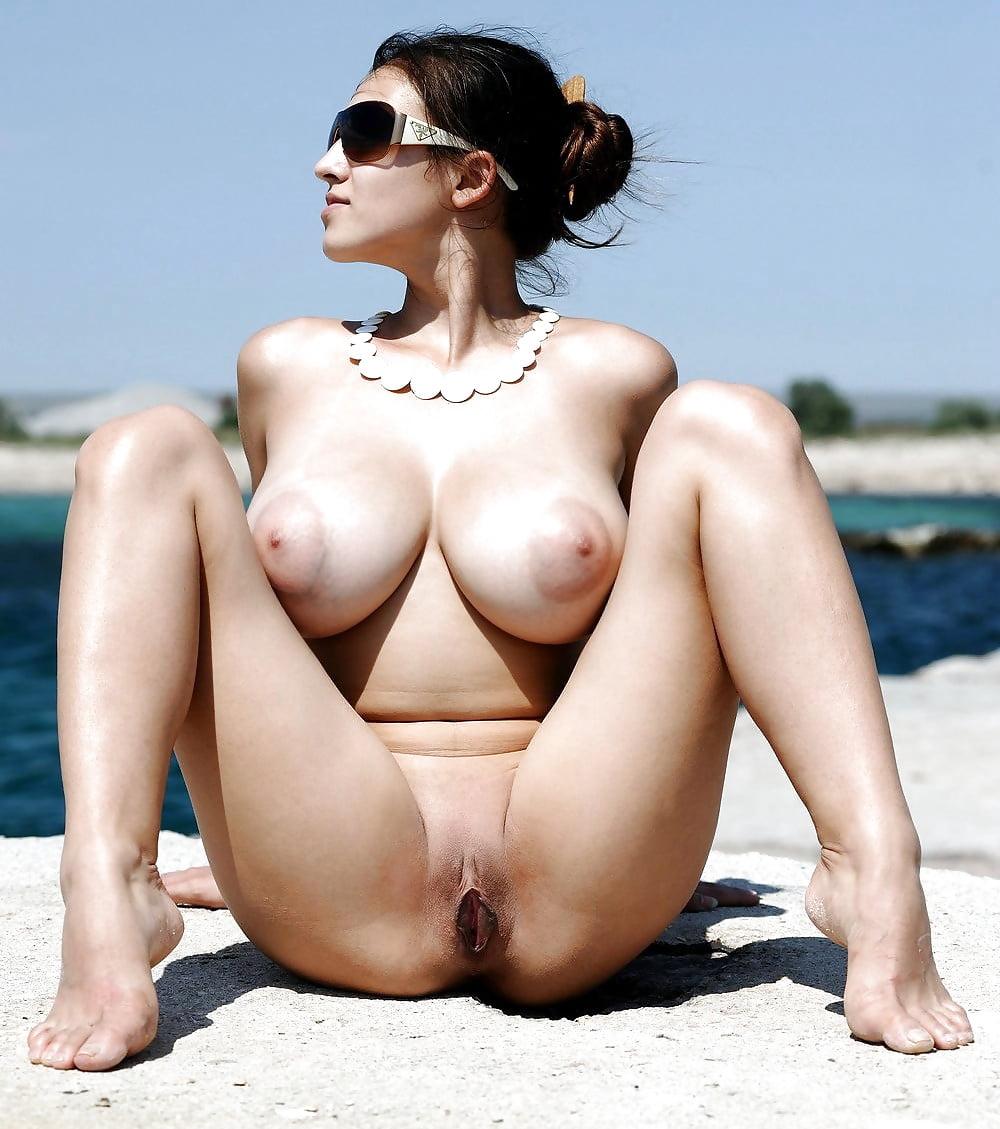 Pussy breasts viedo beach 9