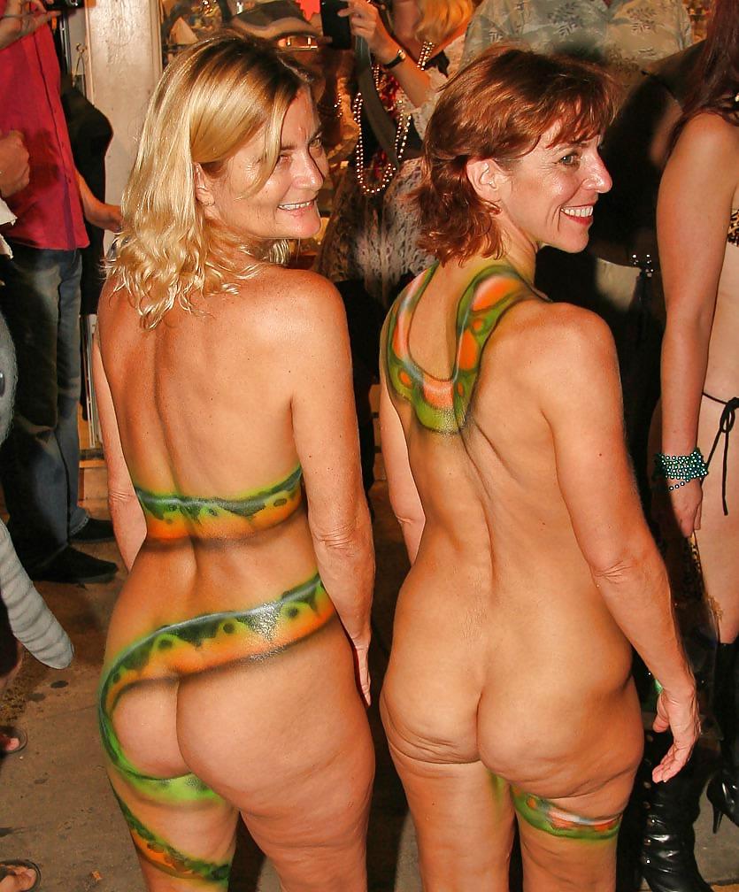 Fantasy fest pics naked girls #2