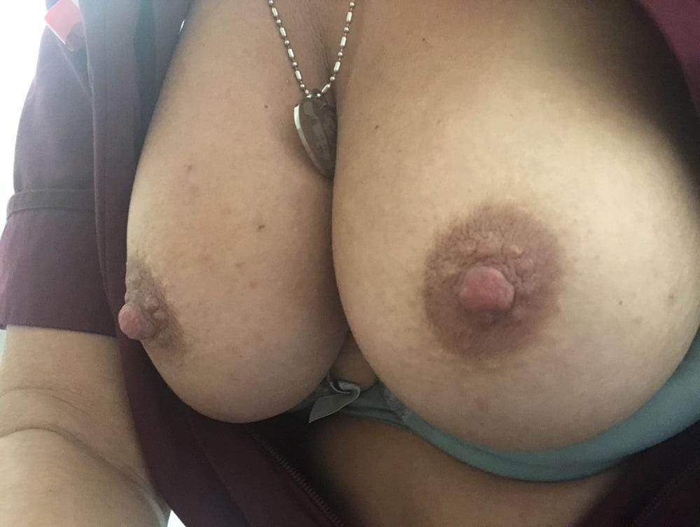 Ex tits got bigger