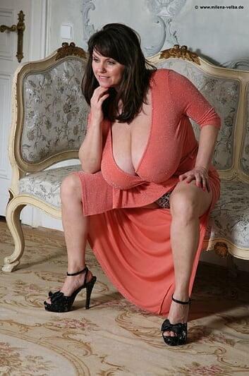 Milena the Magnificent! - 39 Pics