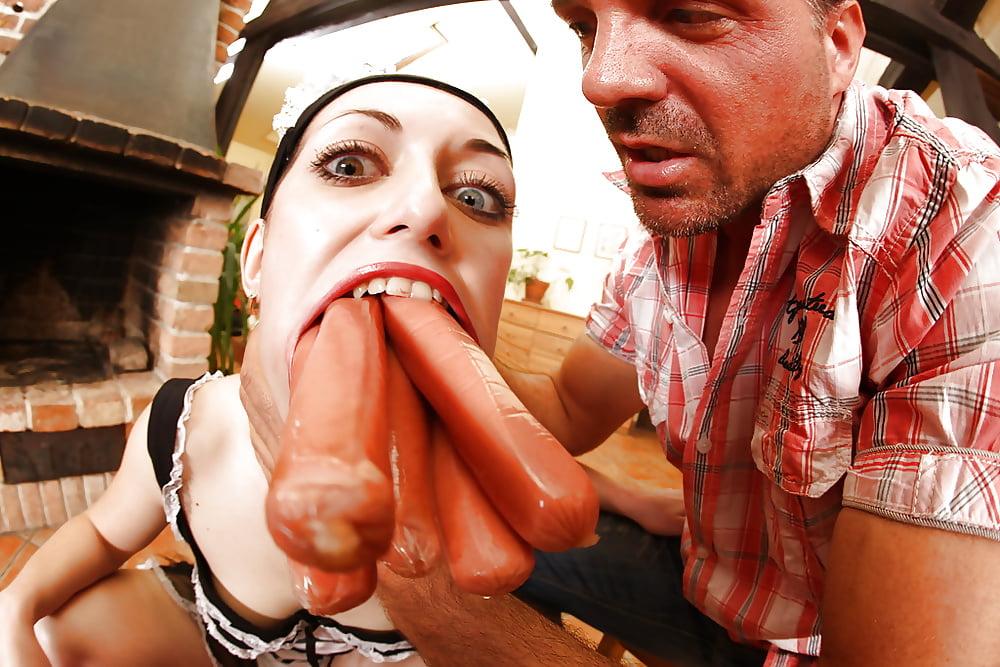 Sausage free porn photo
