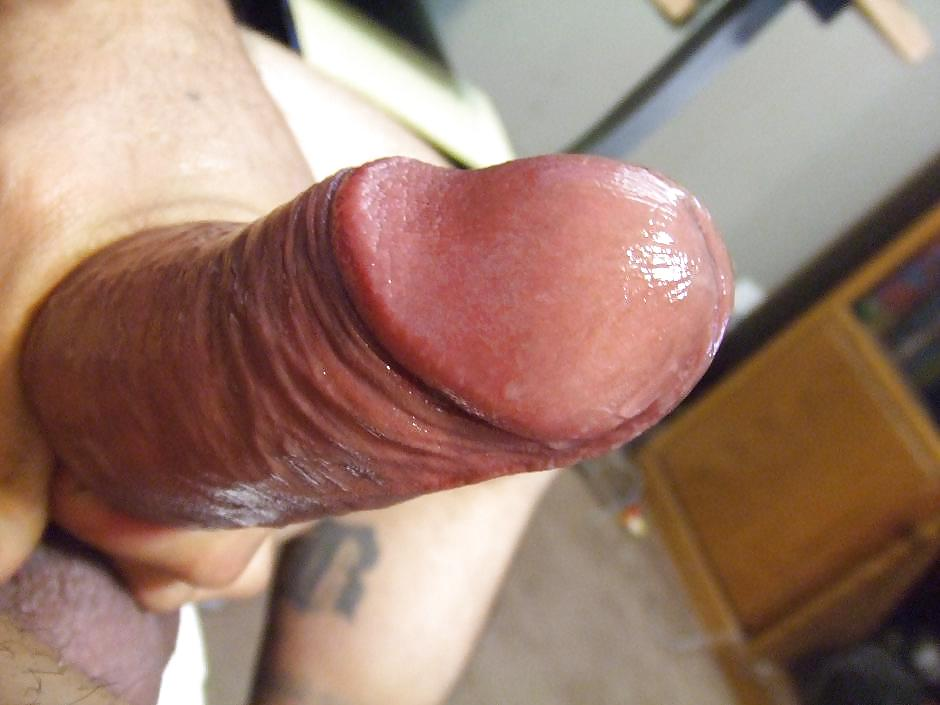 Cock throbbed