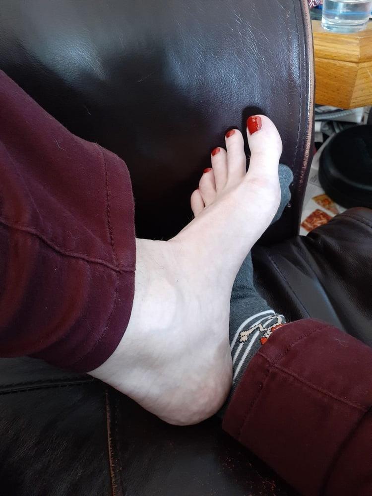 Sexy Socks Feet Worship