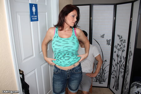 See and Save As mom at fitting room porn pict - Xhams