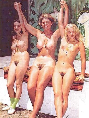 Alte Nudisten