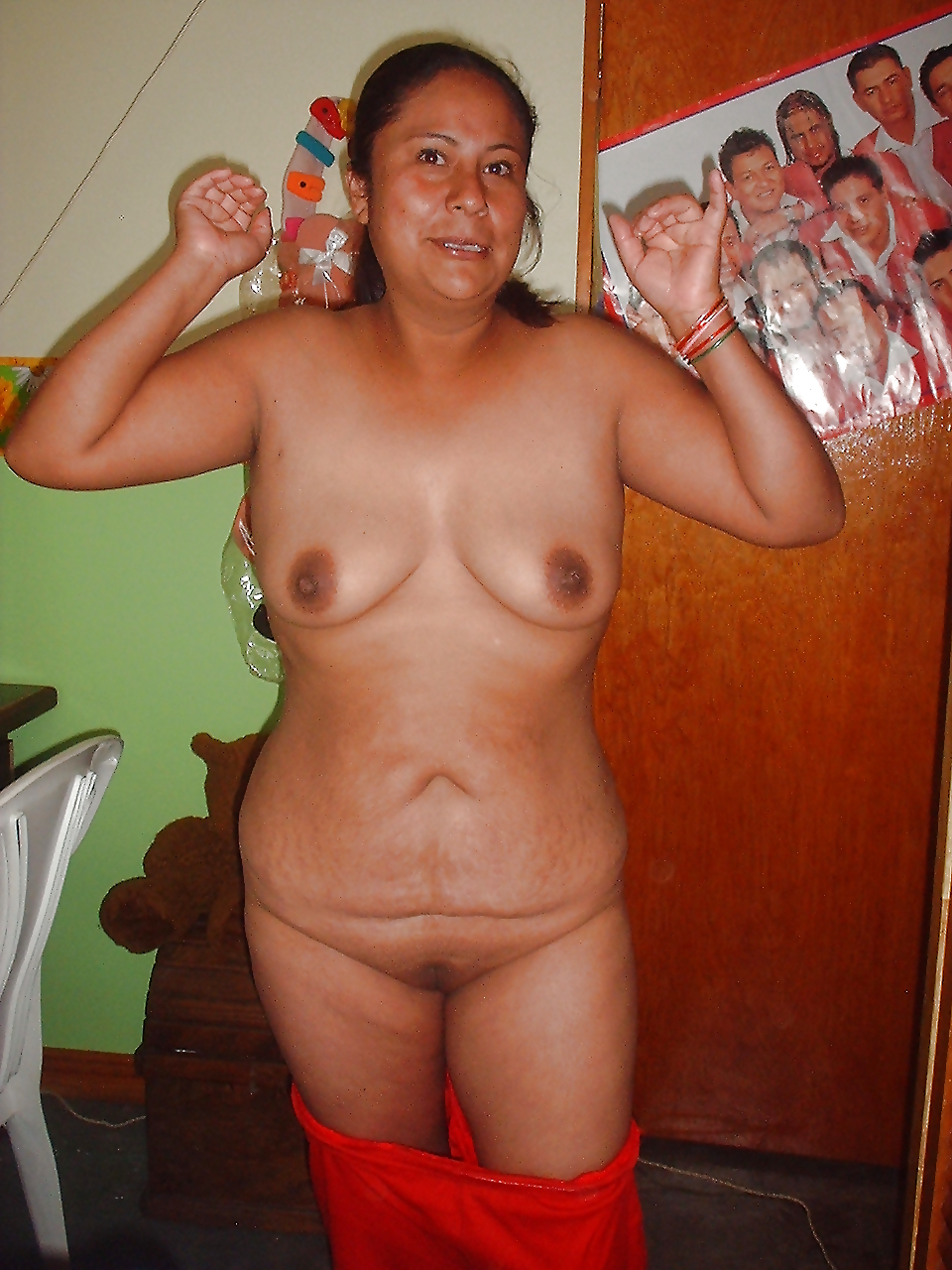 Ugly Mature Women Spreading