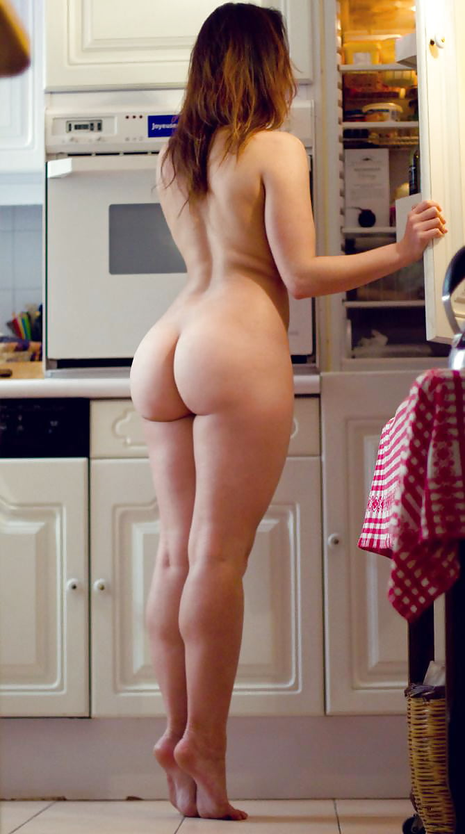 Perfect Round Ass Girl Naked