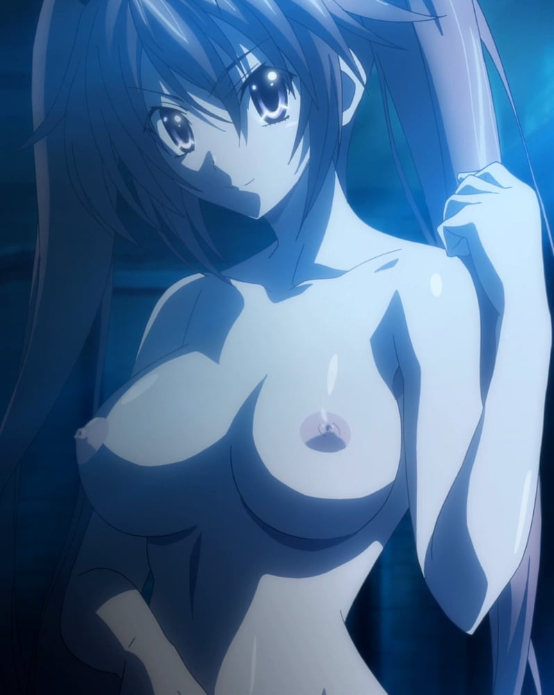 Nude highschool dxd irina DxD Girls