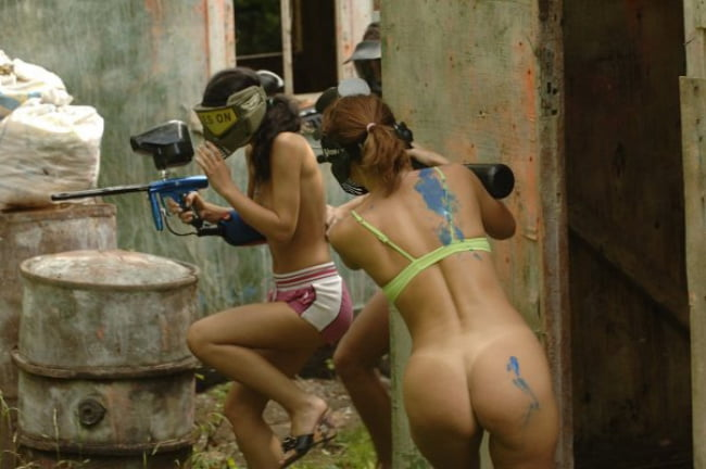 Lesb piss paintball fucking babes pics