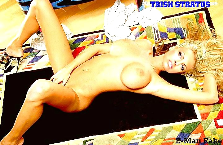 Boobs Trish Stratus Gets Naked Pictures