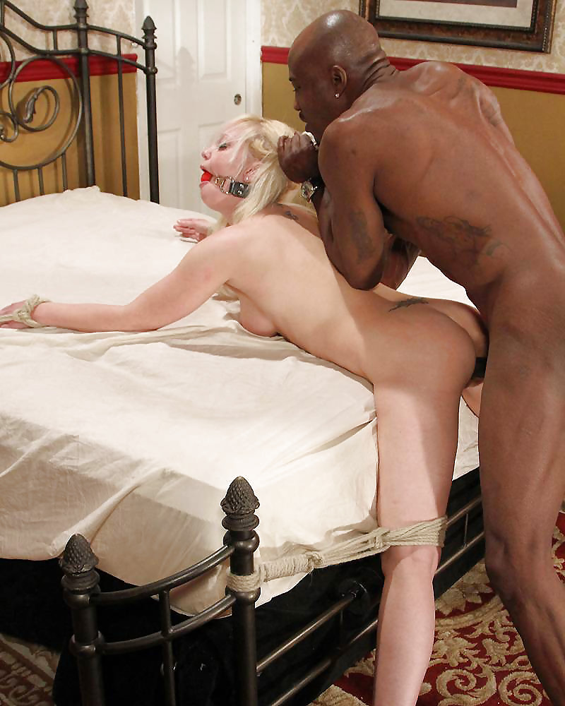 Interracial dominance sex granny