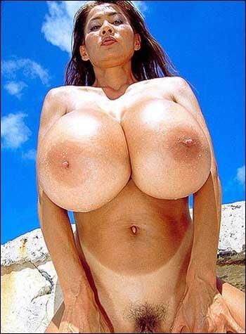 Big silicone tits porn