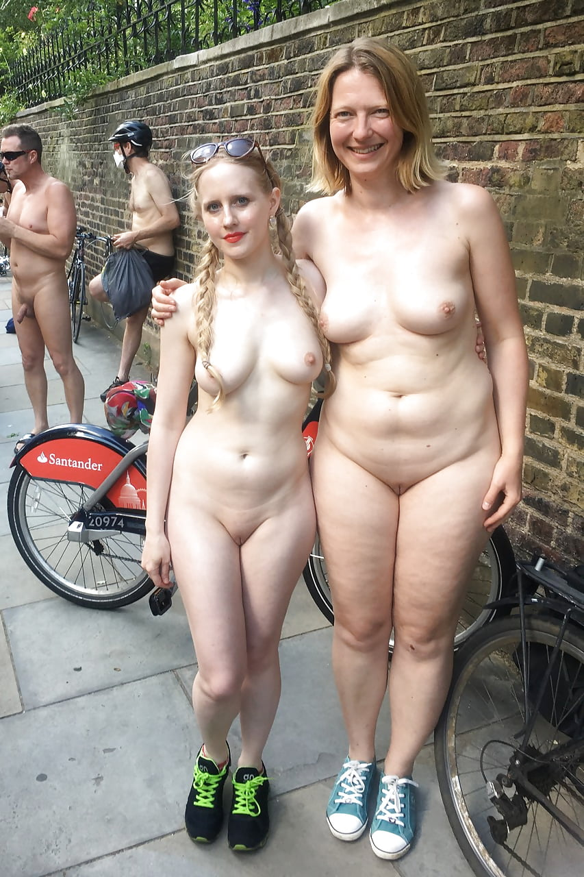 Nude in front of mother — photo 4