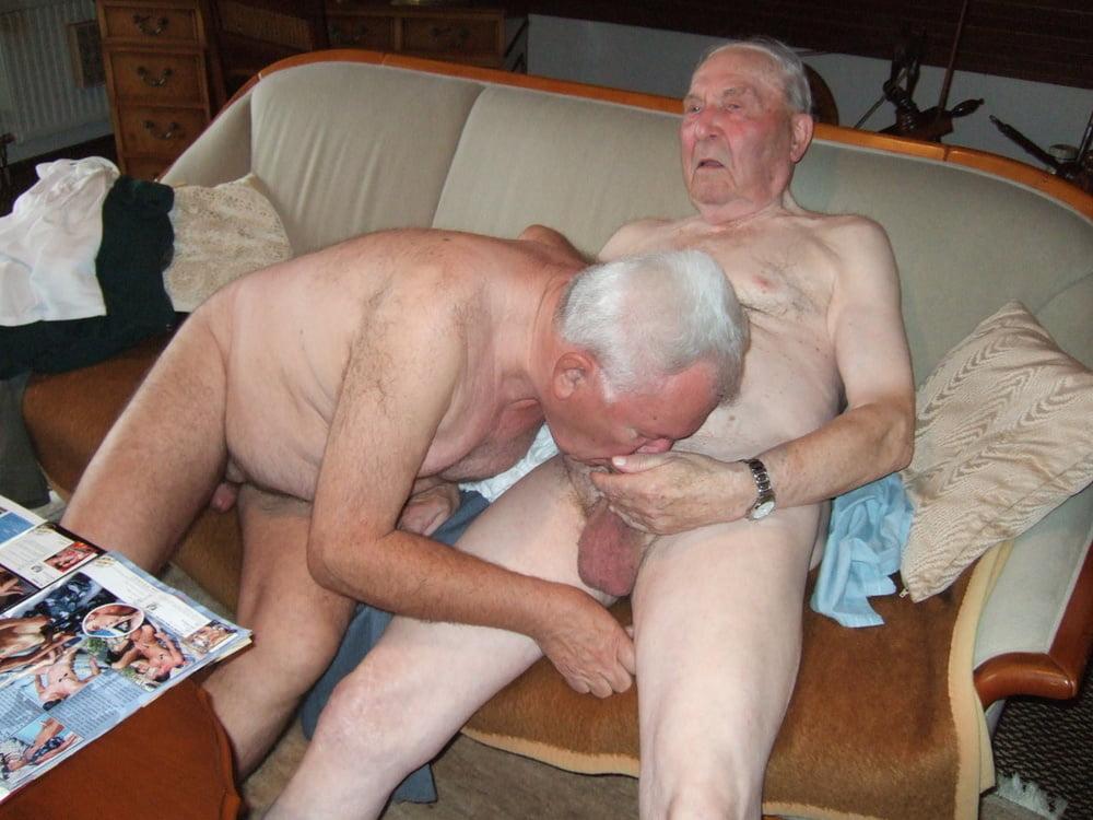 Homemade grandpa fuck