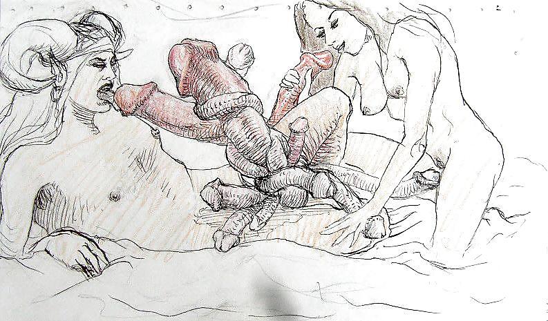 Drawings Sex