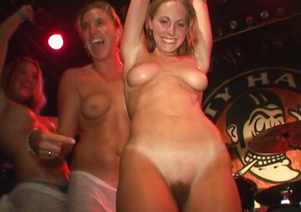 Fat pussy contest on stage young small