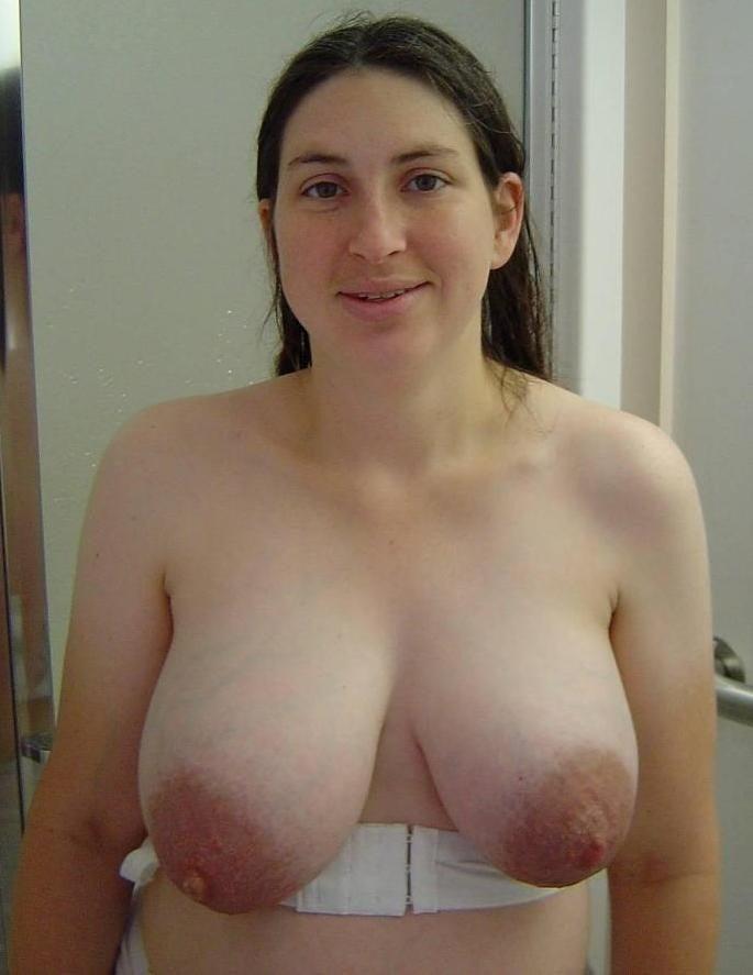 Uneven tits