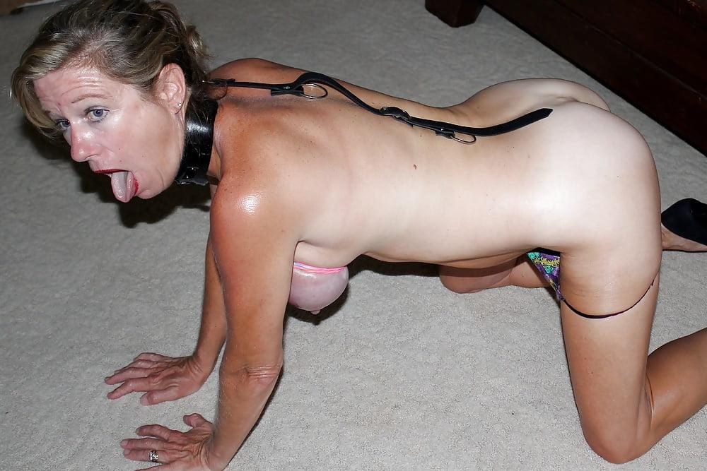 Milf receiving black cock