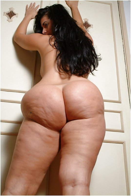 Thick fat ass nude — photo 13